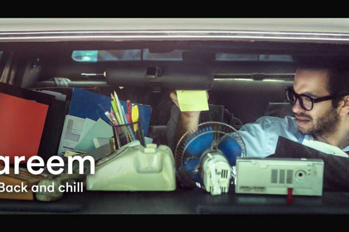 Careem – Sit Back and Chill